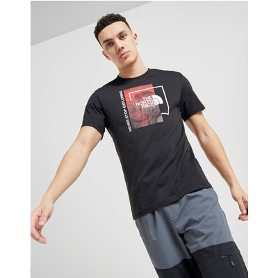 The North Face Mountain T-Shirt - Schwarz - Mens, Schwarz