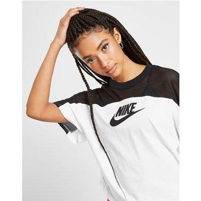 NIKE Nike Colour Block T-Shirt Damen - Only at JD - Weiss - Womens, Weiss