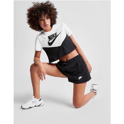 NIKE Nike Colour Block Mesh Shorts - Only at JD - Schwarz - Womens, Schwarz