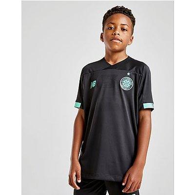 New Balance Celtic FC 2019 Home Goalkeeper Shirt Junior - Black/Blue - Kind