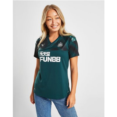PUMA Newcastle United FC 2019/20 Away Trikot - Grün - Womens, Grün
