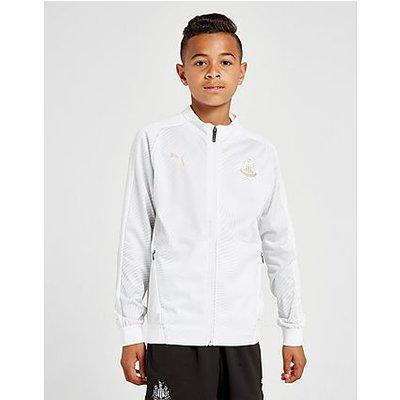 PUMA Newcastle United FC Stadium Jacket Junior - White - Kind