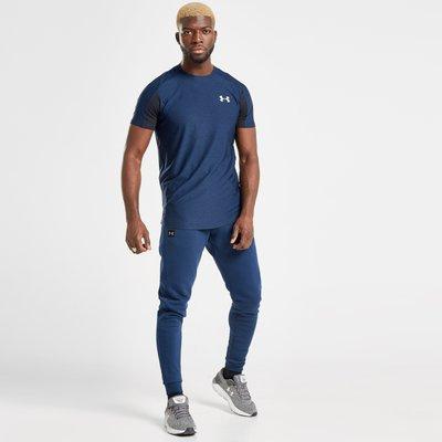 UNDER ARMOUR Under Armour Rival Fleece Track Pants - Blau - Mens, Blau