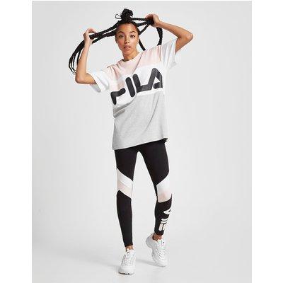 FILA Fila Boyfriend T-Shirt Damen - Only at JD - Pink - Womens, Pink