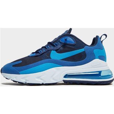 NIKE Nike Air Max 270 React Herren - Blau - Mens, Blau