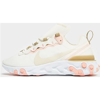 Nike React Element 55 Women's - Phantom/Parachute Beige/Bleached Coral/Light Orewood Brown/Pink/Brown - Phantom/Parachute Beige/Bleached Coral/Light Orewood Brown/Pink/Brown