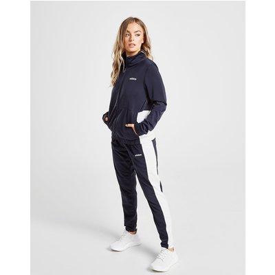 ADIDAS adidas Core Colour Block Tracksuit - Blau - Womens, Blau
