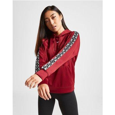 NIKE Nike Tape Hoodie Damen - Only at JD - Rot - Womens, Rot