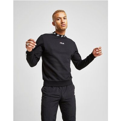 FILA Fila Jacques Crew Sweatshirt - Only at JD - Schwarz - Mens, Schwarz