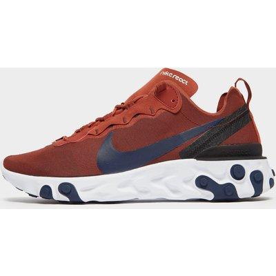 NIKE Nike React Element 55 Herren - Burgundy/Navy - Mens, Burgundy/Navy