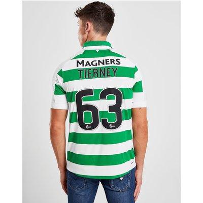 NEW BALANCE New Balance Celtic FC 2019/20 Tierney #63 Home Shirt - Weiss - Mens, Weiss