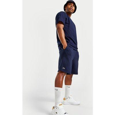 Lacoste Fleece Core Shorts - Marine - Mens, Marine