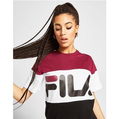 FILA Fila Boyfriend T-Shirt Damen - Only at JD - Rot - Womens, Rot