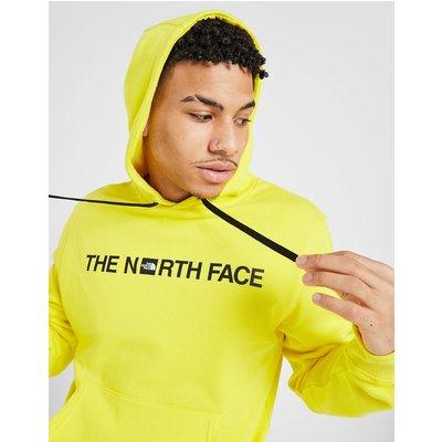 The North Face Central Logo Bondi Hoodie - Gelb - Mens, Gelb