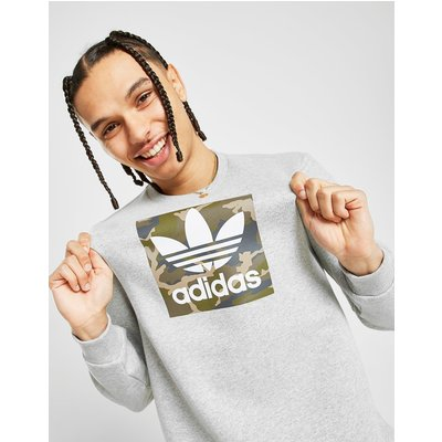 adidas Originals Camo Sweatshirt - Grau - Mens, Grau