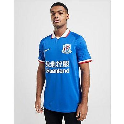Nike Shanghai Greenland Shenhua FC 2020 Home Trikot - Blue - Blue | NIKE SALE
