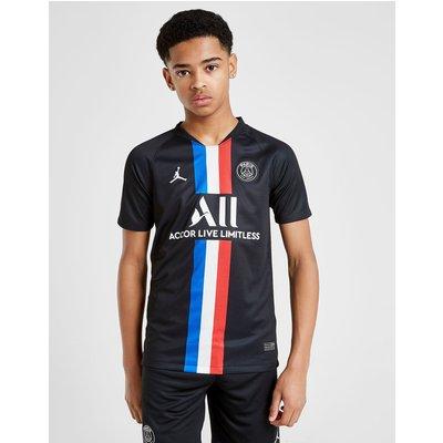 Jordan x Paris Saint Germain 20 Stadium Fourth Shirt Junior - Zwart