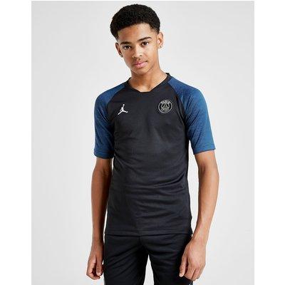 Jordan x Paris Saint Germain Strike Shirt Junior - Zwart