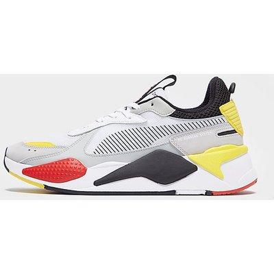 PUMA RS-X Toys - White/Black/Yellow/Red, White/Black/Yellow/Red