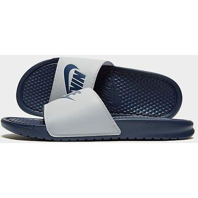 Nike Benassi Badelatschen - Blue, Blue