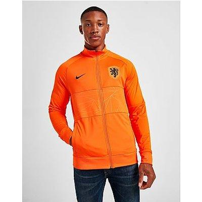 Nike Niederlande Herren-Fußballjacke - Safety Orange/Safety Orange/Safety Orange/Black - Safety Orange/Safety Orange/Safety Orange/Black   NIKE SALE