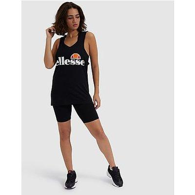 Ellesse Core Logo Cycle Shorts - Black, Black