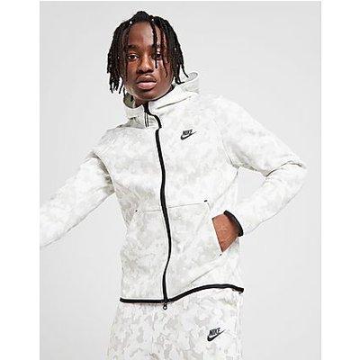 Nike Windrunner Hoodie - White - Mens, White