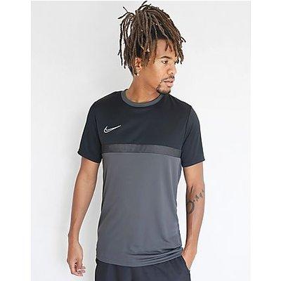 Nike Next Gen Academy T-Shirt - Grey/Black - Grey/Black   NIKE SALE