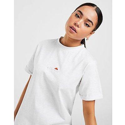 Ellesse Core Logo Boyfriend T-Shirt - Grey - Grey | ELLESSE SALE