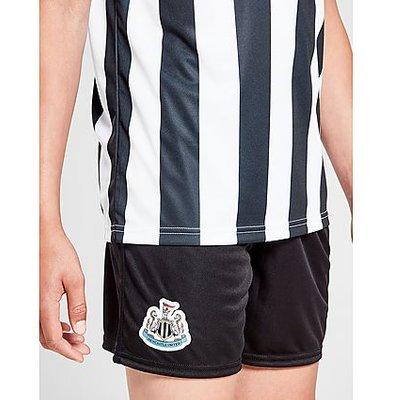 PUMA Newcastle United FC 2020/21 Home Shorts Junior - Black - Kind