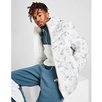 Nike Nike Sportswear Synthetic Down-Fill Jacke - Summit White/Black - Summit White/Black | NIKE SALE