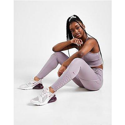 Nike Nike One Luxe 7/8-Leggings mit Spitze - Purple Smoke/Clear - Purple Smoke/Clear | NIKE SALE