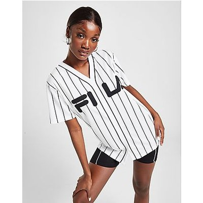 Fila Stripe Baseball Logo T-Shirt | FILA SALE