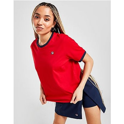 Fila Small Logo Ringer T-Shirt | FILA SALE