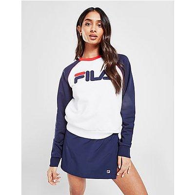 Fila Colour Block Logo Crew Sweatshirt | FILA SALE