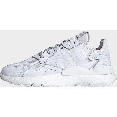 adidas Originals Nite Jogger Schuh - Cloud White / Cloud White / Cloud White, Cloud White / Cloud White / Cloud White