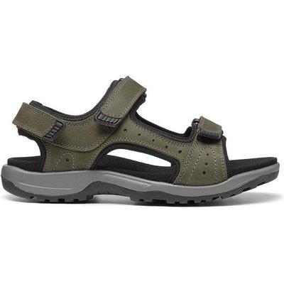 Action Sandals - Khaki - Standard Fit
