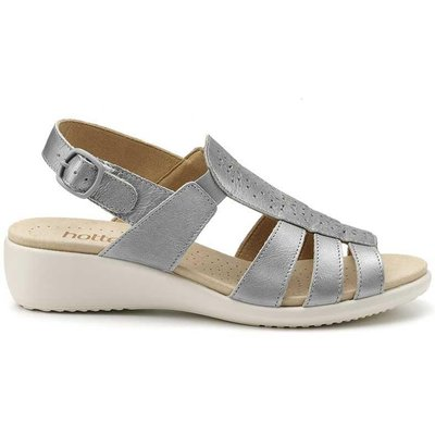 Athens Sandals - Platinum - Standard Fit