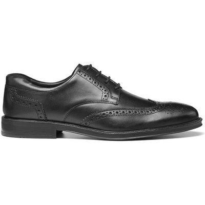 Cambridge Shoes - Black - Standard Fit - 6