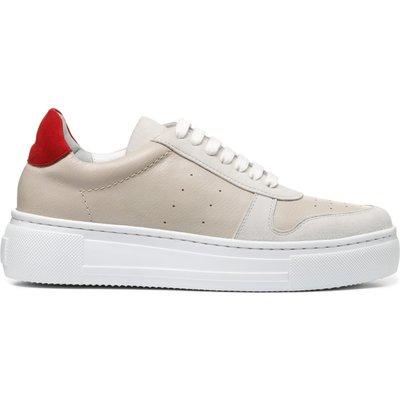Dart Shoes - Cream Multi - Standard Fit