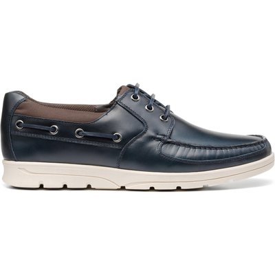 Harbour Shoes - Brown - Standard Fit
