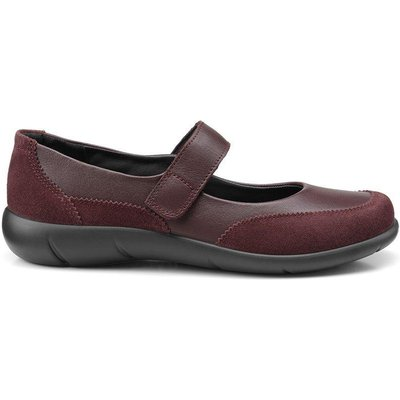 Hope Shoes - Maroon - Standard Fit
