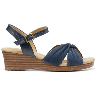 Java Sandals - Pewter Metallic - Wide Fit
