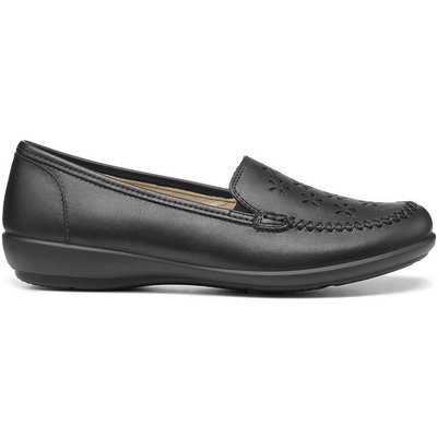 Jazz Shoes - Soft Beige - Wide Fit
