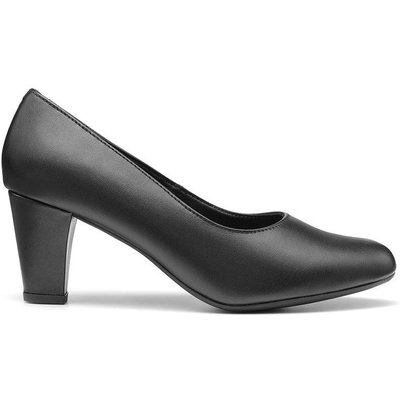 Joanna Heels - Black - Wide Fit