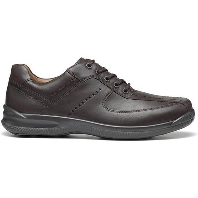 Lance Shoes - Dark Brown - Standard Fit - 6