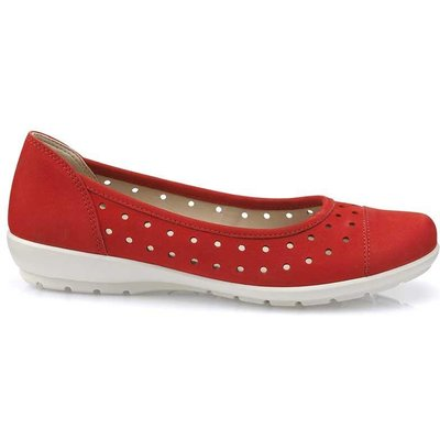 Livvy Shoes - Blood Orange - Standard Fit