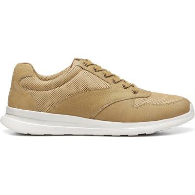 Logan Shoes - Camel - Standard Fit