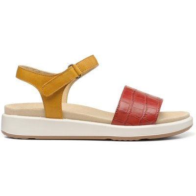 Play II Sandals - Gold Multi - Wide Fit