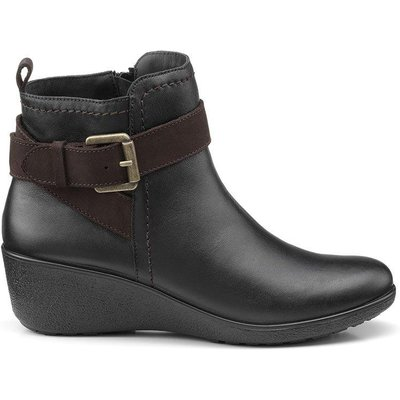 Plymouth Boots - Black Multi - Standard Fit